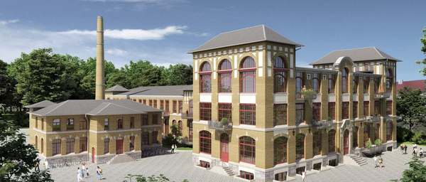 Alte Möbelfabrik