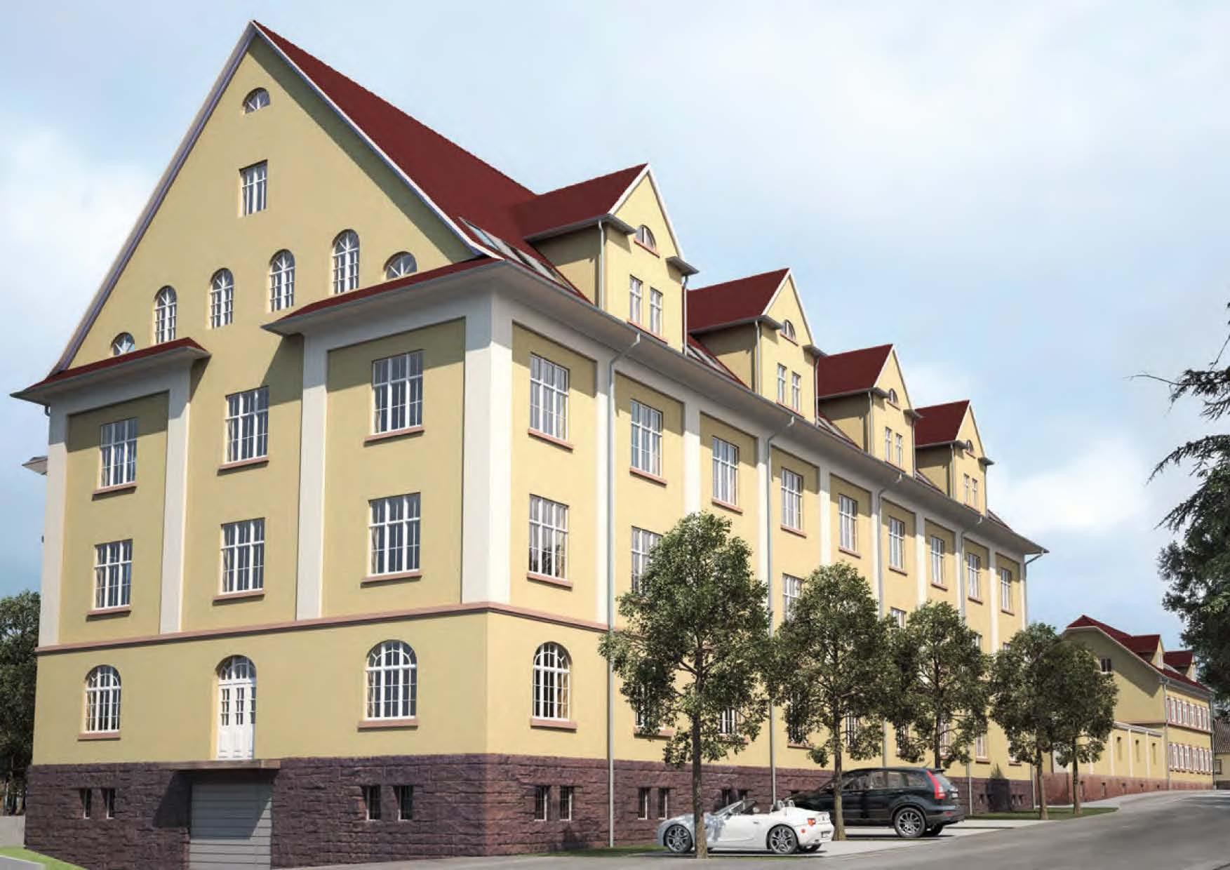 Denkmalschutz Immobilien in Offenburg kaufen | Denkmalimmobilien.info