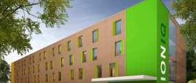 BIONIQ-Studentenappartements