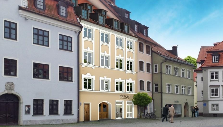 denkmal am rathausplatz kempten denkmalschutz immobilien. Black Bedroom Furniture Sets. Home Design Ideas