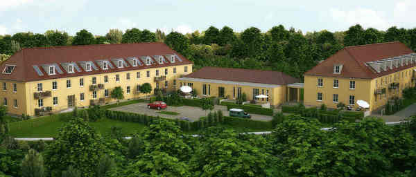 Gartenstadt Staaken - Parklounges