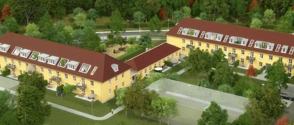 Gartenstadt Suiten
