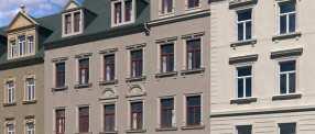 Gründerzeitdenkmal in Zentrumsnähe