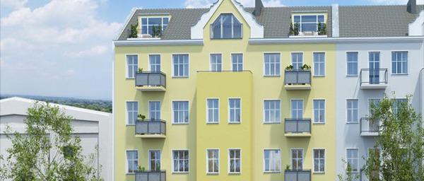 Gründerzeithaus im Leopoldkiez