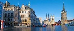 Gründerzeithaus im Stadtzentrum