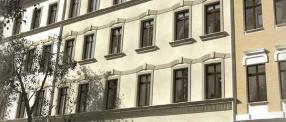 Jugendstilhaus in der Neustadt