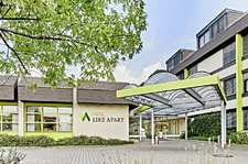 Illustration: Like Apart Hotel, Erlangen