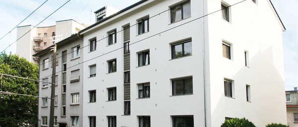 Mehrfamilienhaus am Europaviertel