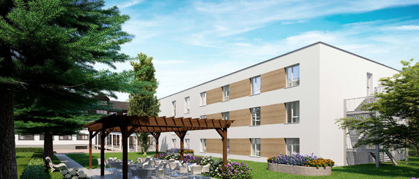 Pflegeheim Kehl (Neubau)