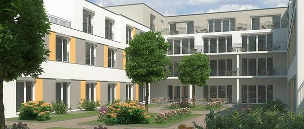 pflegeheim spreetalhof berlin denkmalschutz immobilien. Black Bedroom Furniture Sets. Home Design Ideas
