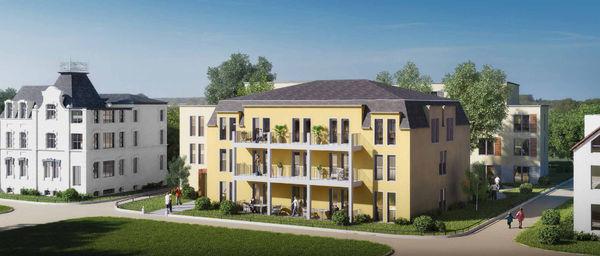 Pflegeimmobilie bei Berlin
