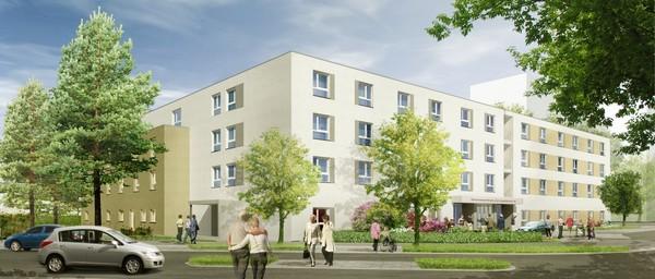 Pflegeimmobilie Marmstorf