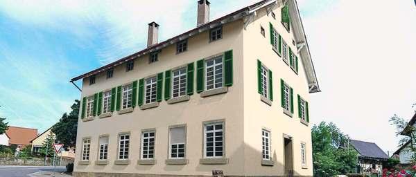 Repräsentatives Wohnhaus