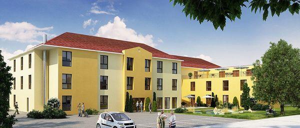 seniorenpflegeheim harxheim mainz denkmalschutz immobilien. Black Bedroom Furniture Sets. Home Design Ideas