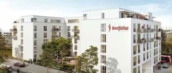 Bonifatius - Wohnen mit Pflege