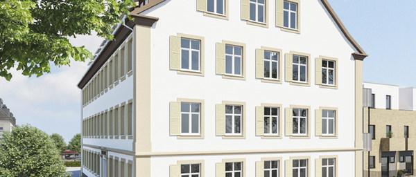 St. Vinzenz Areal Sinzheim