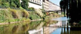 Wohnen am Kanal