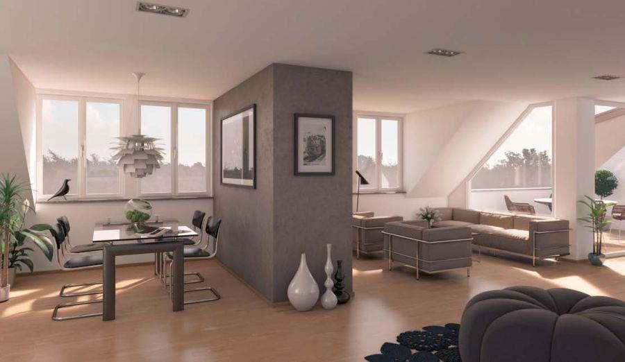 wohnen im bauhausstil leipzig denkmalschutz immobilien. Black Bedroom Furniture Sets. Home Design Ideas