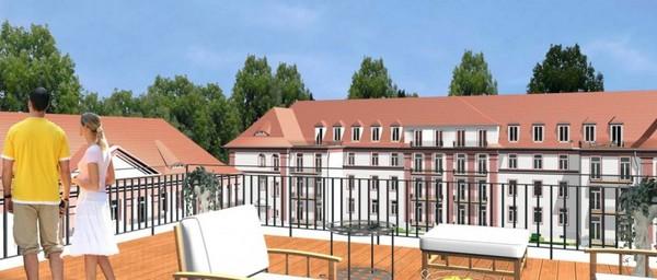 wohnpark flankenschanze berlin denkmalschutz immobilien. Black Bedroom Furniture Sets. Home Design Ideas