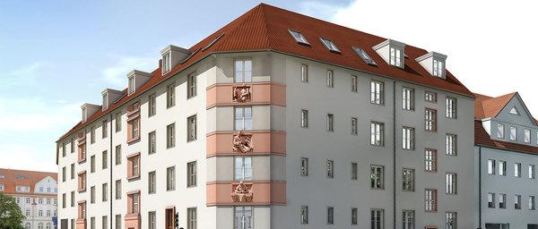 Zwiebelhaus Borna
